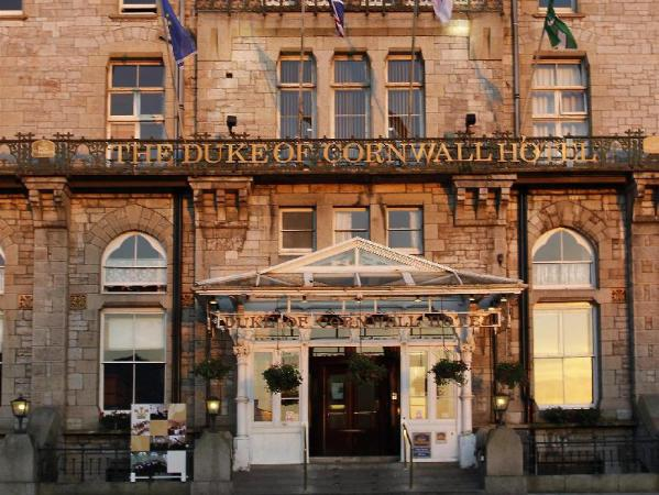 Best Western Duke Of Cornwall Hotel Plymouth
