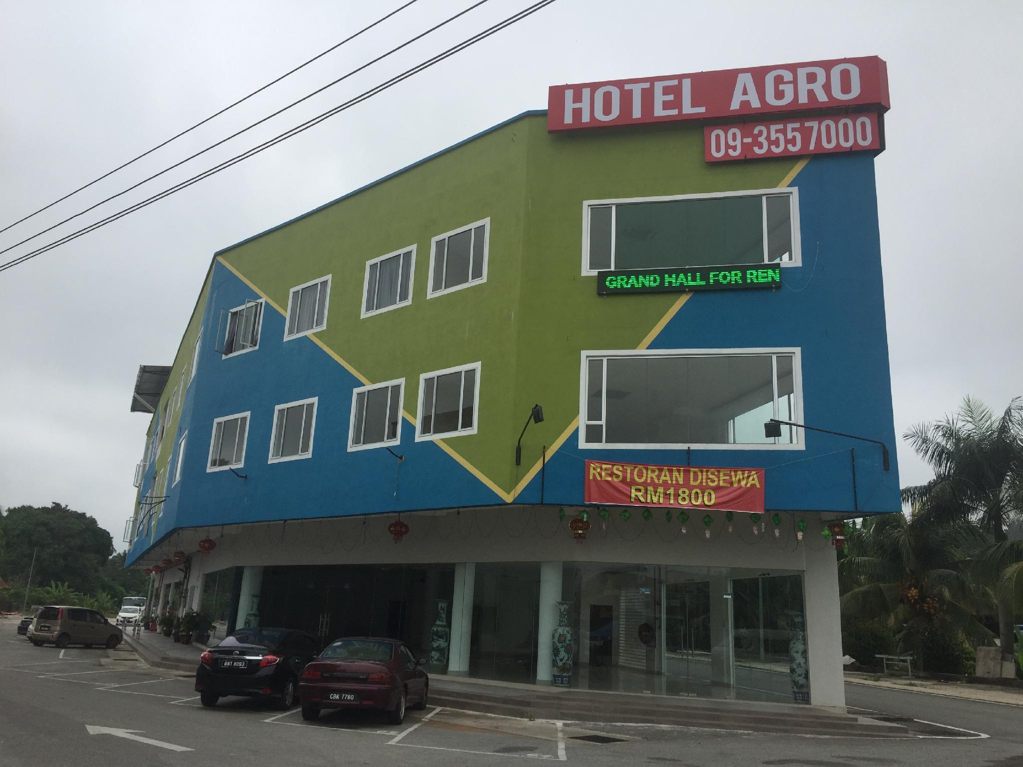 Hotel Agro Raub