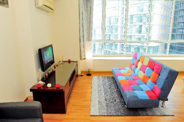 KLCC Twin Towers Parkview Serviced Apartment  Kuala Lumpur