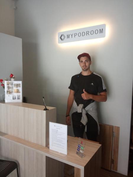 MyPodRoom Capsule Hotel
