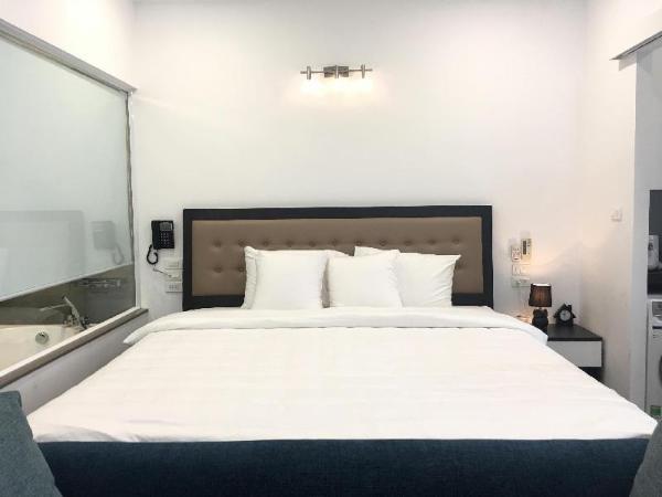 Orchid Luxury Apartment King Studio 301 Hanoi