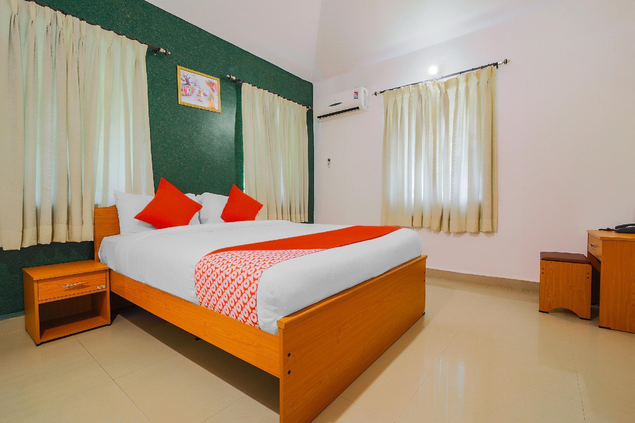 OYO 12855 The Goan Courtyard