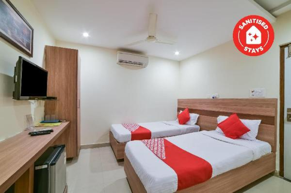 Capital O 11233 Krs Nest Luxury Rooms Hyderabad