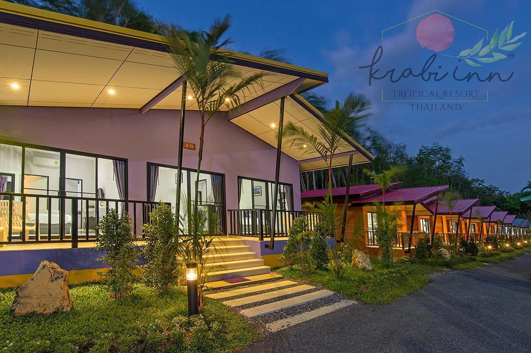 Krabi Inn Tropical Resort กระบี่ อินน์ ทรอปิคัล รีสอร์ต