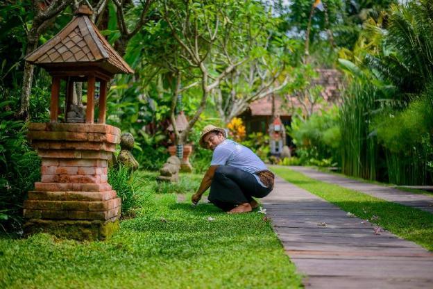 Keramas Sacred River Village