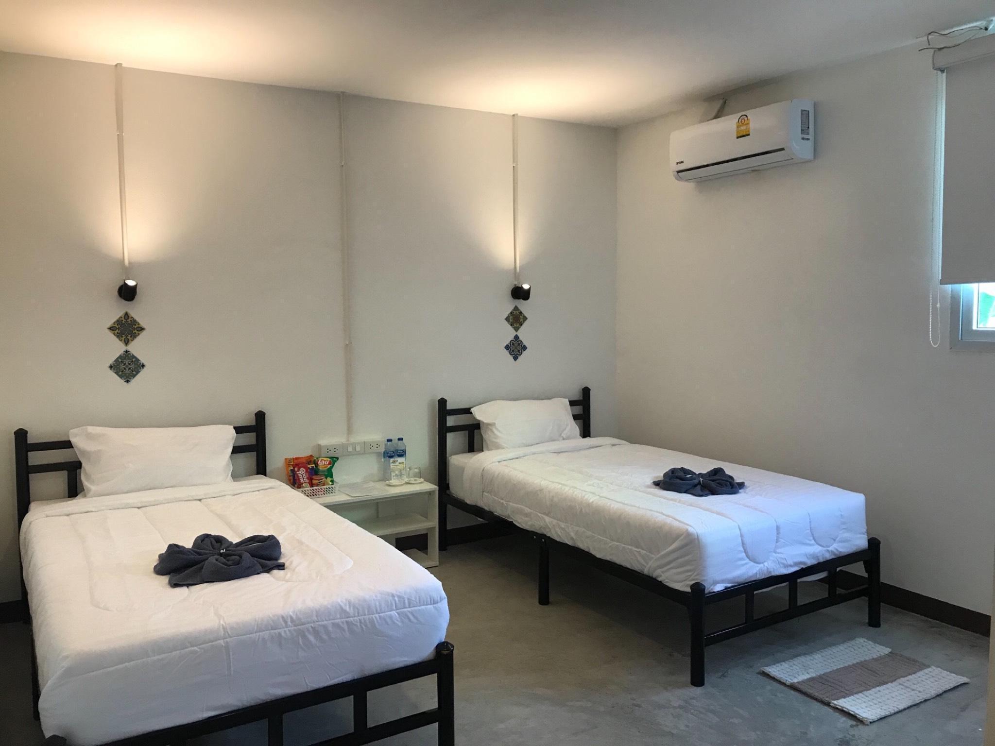 Wake Up@Lanta Hotel อพาร์ตเมนต์ 1 ห้องนอน 1 ห้องน้ำส่วนตัว ขนาด 25 ตร.ม. – หาดคลองดาว/หาดพระแอ