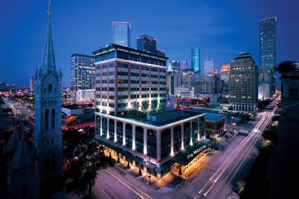The Westin Houston Downtown Houston