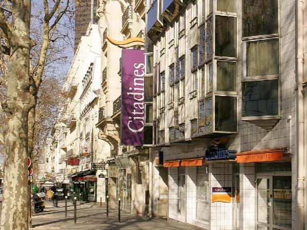 Citadines Maine Montparnasse Paris Paris
