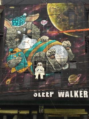 Sleep Walker Hotel Nawarat Bridge สลีป วอล์คเกอร์ โฮเต็ล สะพานนวรัฐ