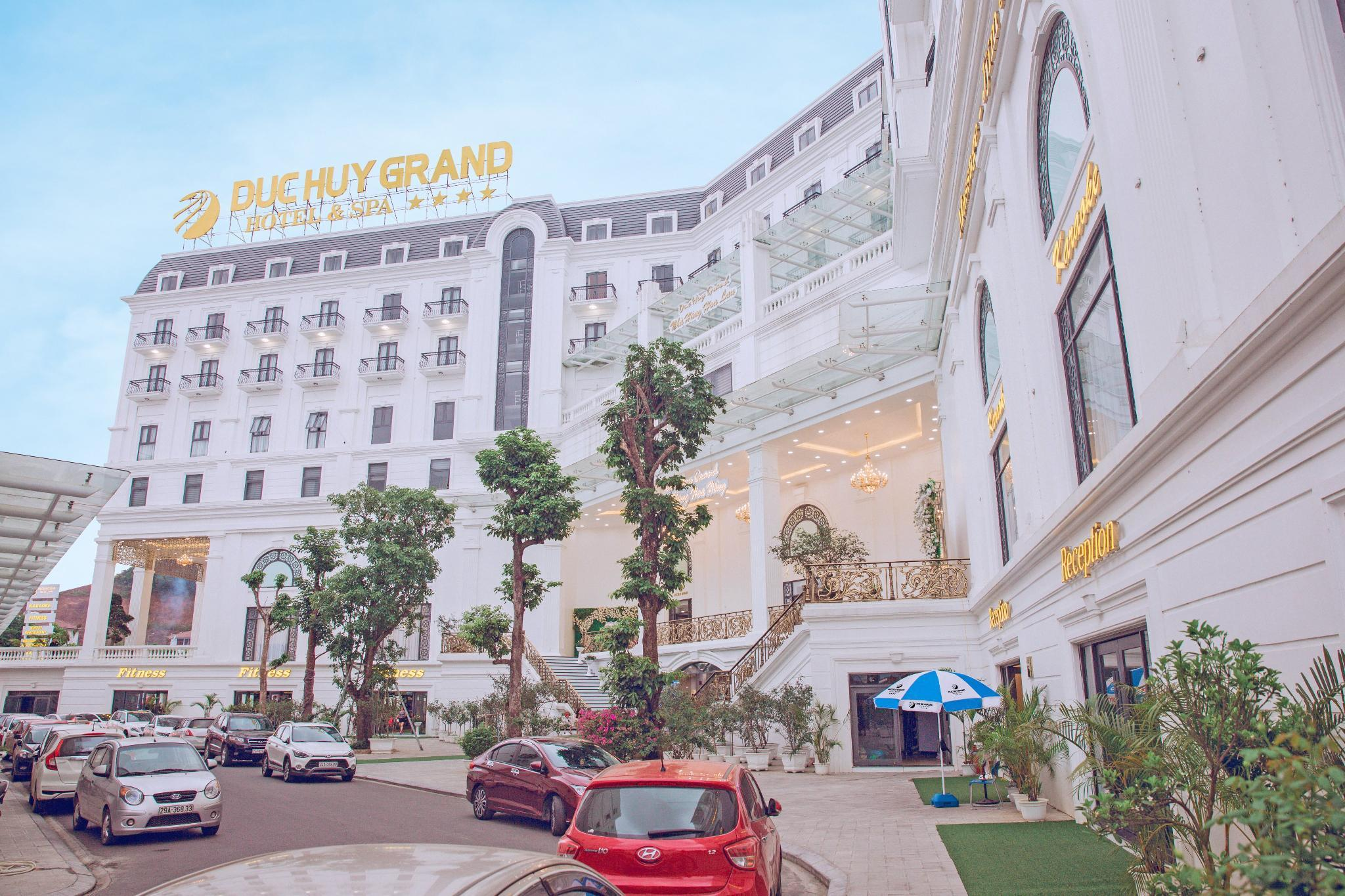 Duc Huy Grand Hotel And Spa