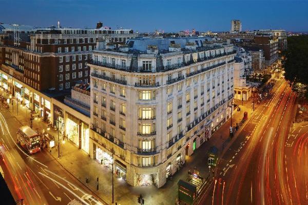 London Marriott Hotel Park Lane Hotel London