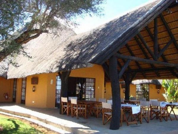 Kambaku Safari Lodge Kruger National Park