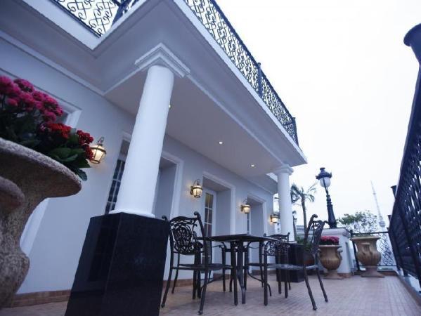 Thai Hoang Apartment Hanoi