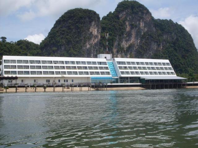 โรงแรมสยามไอเอส พังงาเบย์ – SiamIS Hotel Phang Nga Bay
