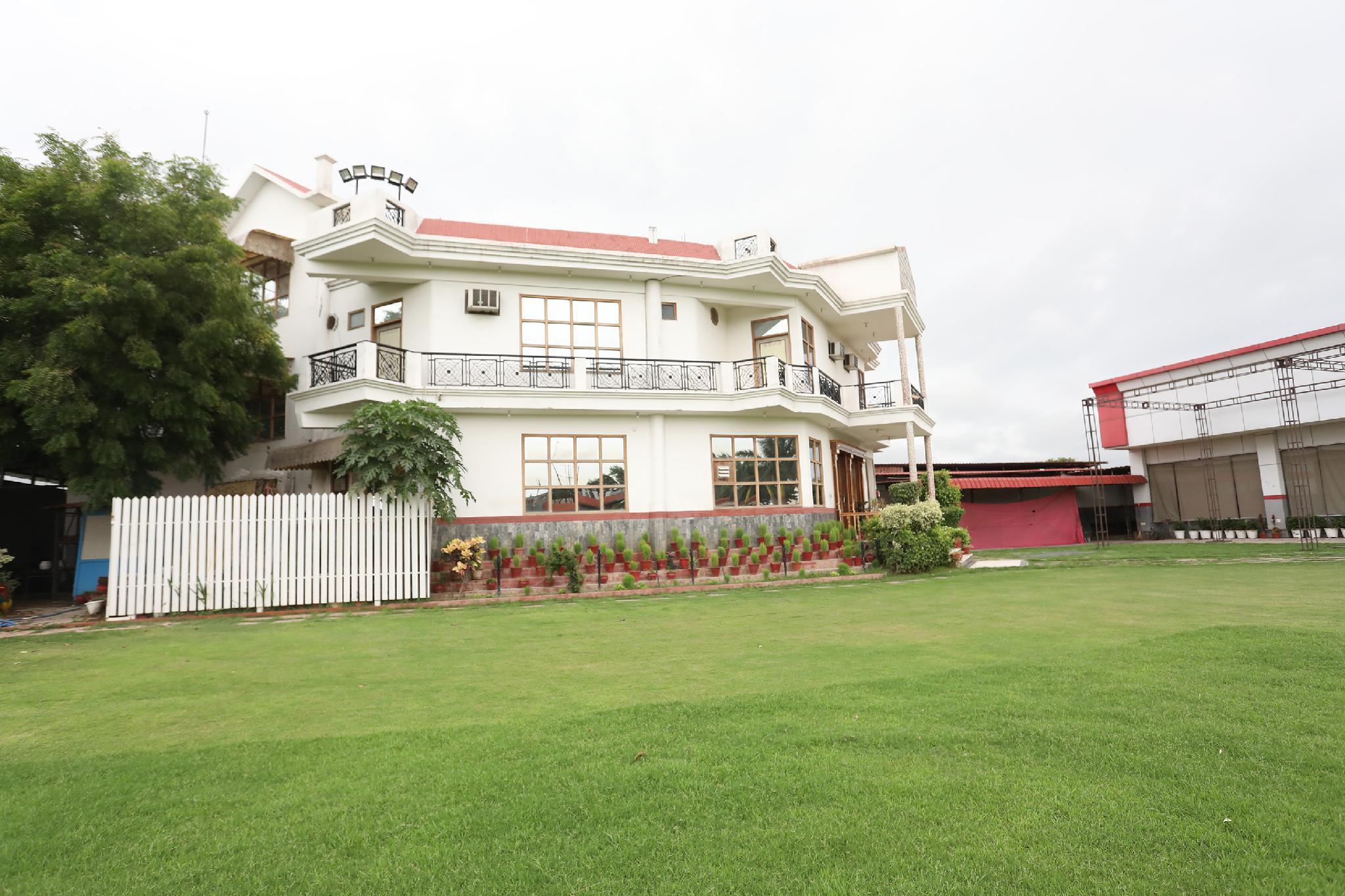 Capital O 16564 Garden Resorts And Hotel