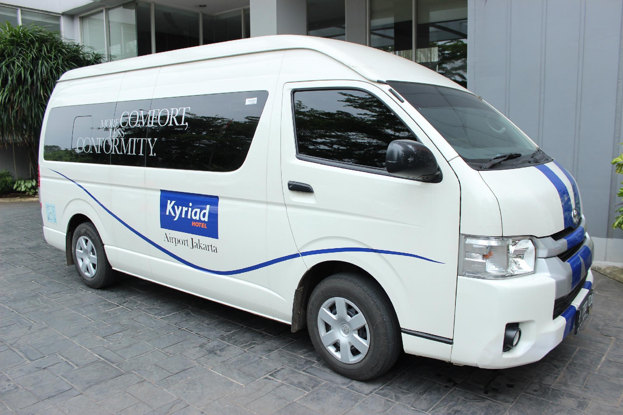 Kyriad Hotel Airport Jakarta 5