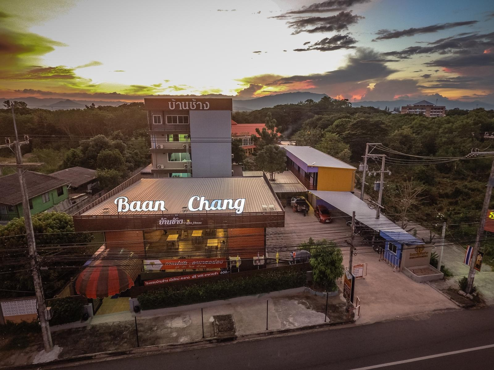 Baan Chang Hotel And Coffee House