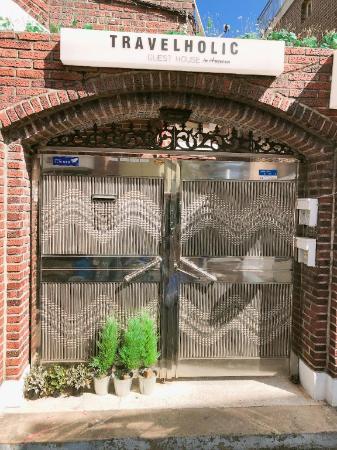 Travelholic Guesthouse Itaewon Seoul