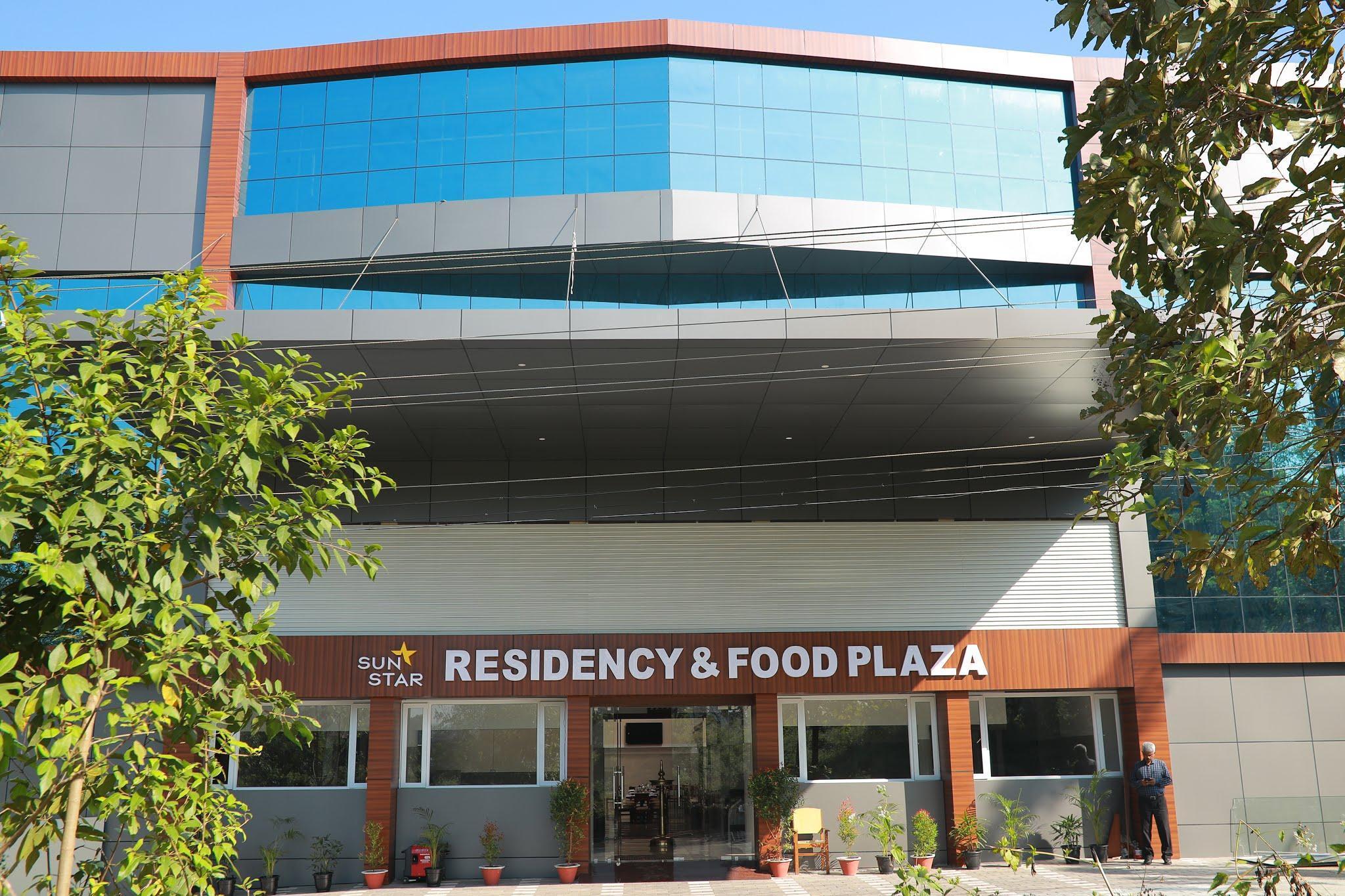 Sunstar Residency And Food Plaza Pala