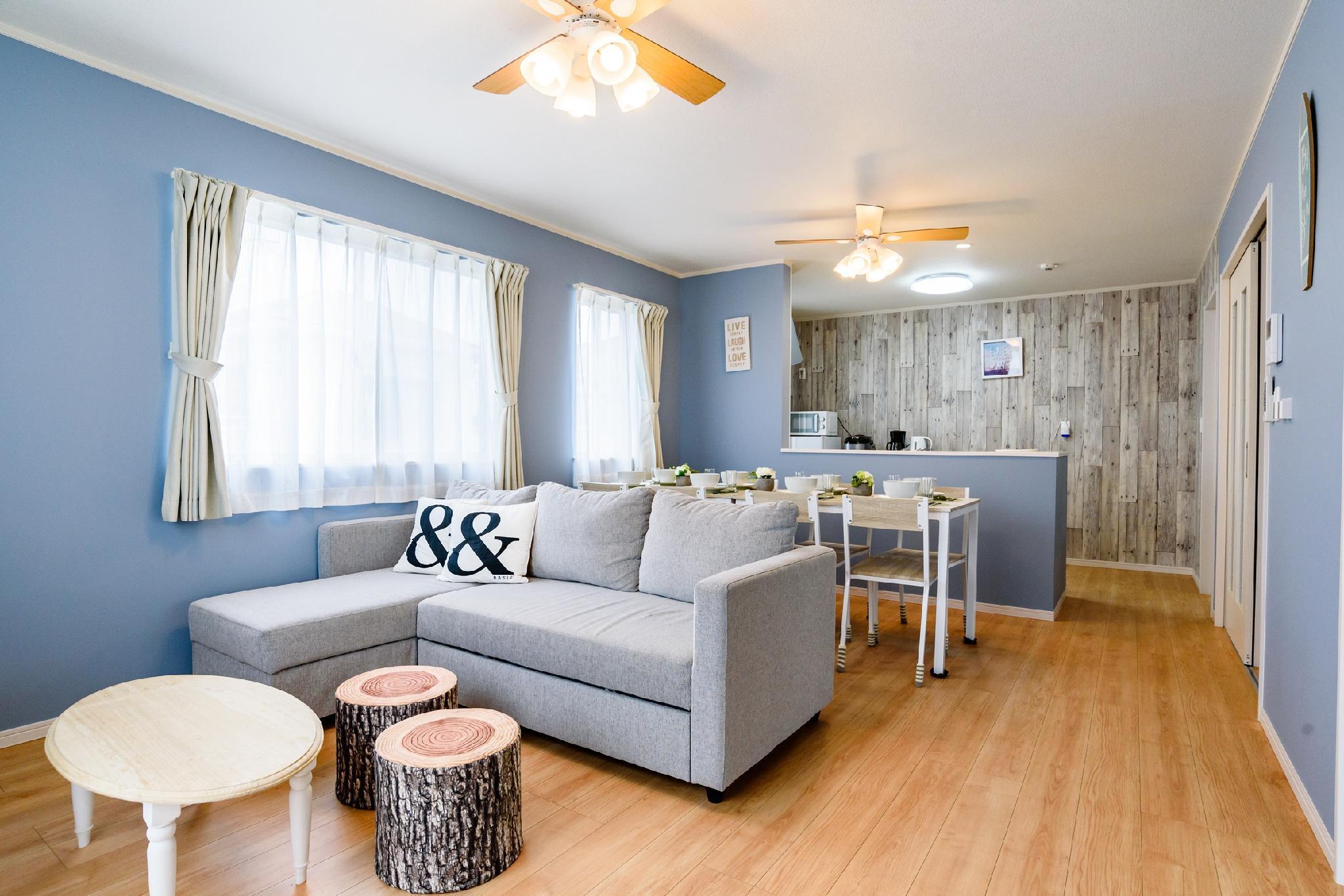 81 Onna Private Villa Max To 17ppl Free WIFI