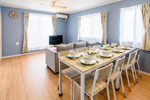 87 Onna Private Villa/Max to 17ppl/Free WIFI Okinawa Main island