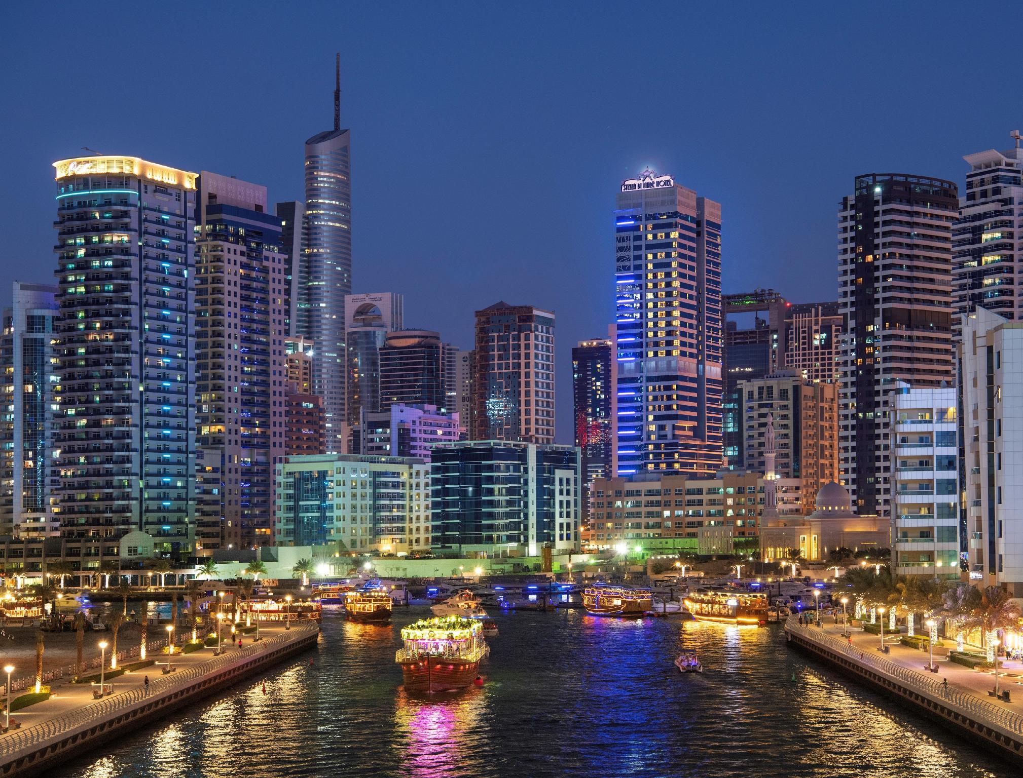 Stella Di Mare Dubai Marina Hotel.