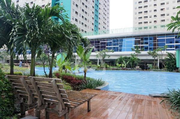 Green Pramuka O Free WiFi Mall Central Jakarta  Jakarta