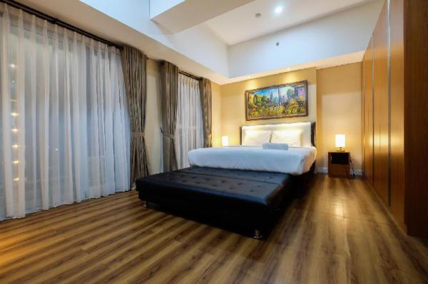 Exclusive 1BR Casa De Parco Apt Mall By Travelio Tangerang