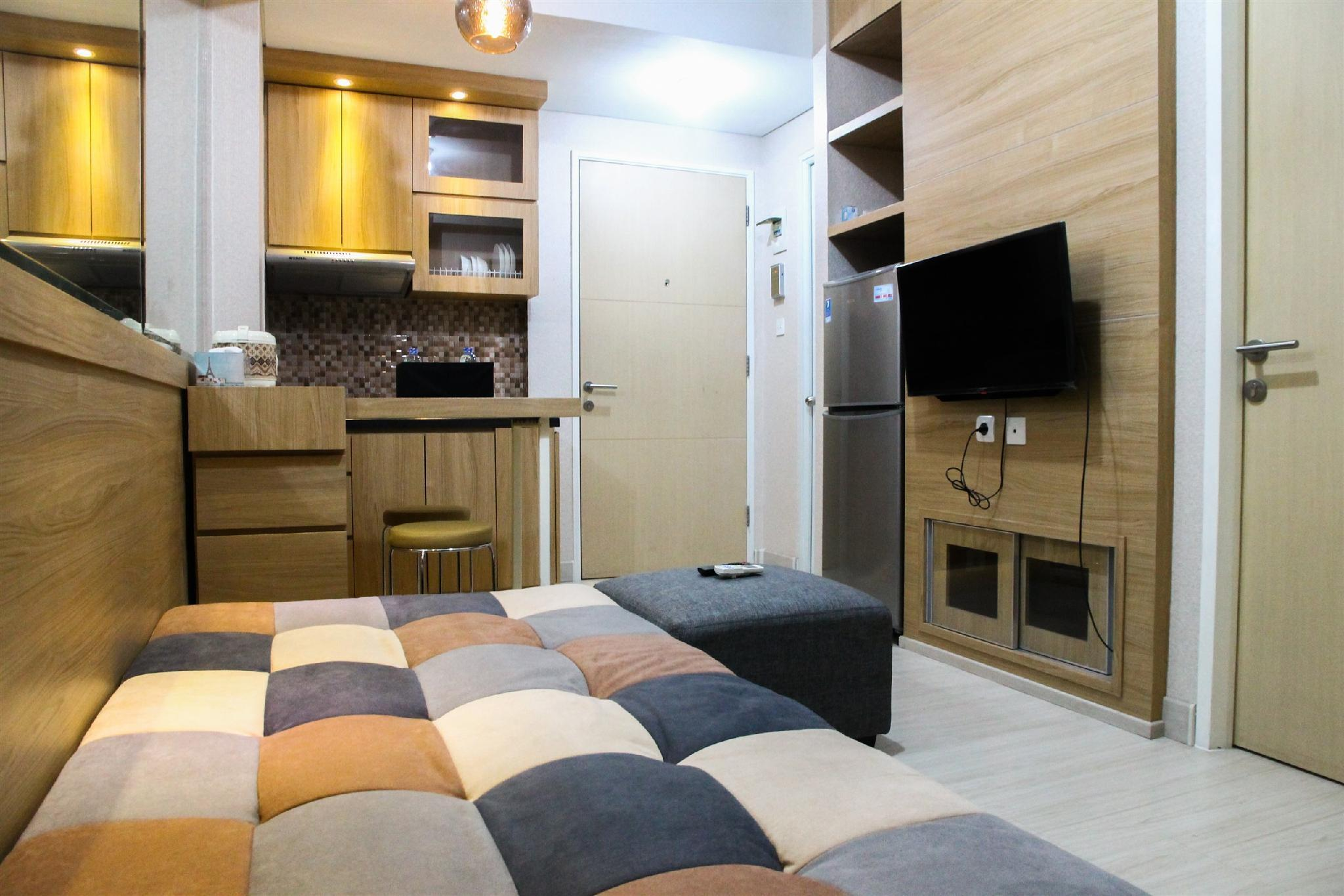 Cozy 2BR Ayodhya Residence Apartment By Travelio