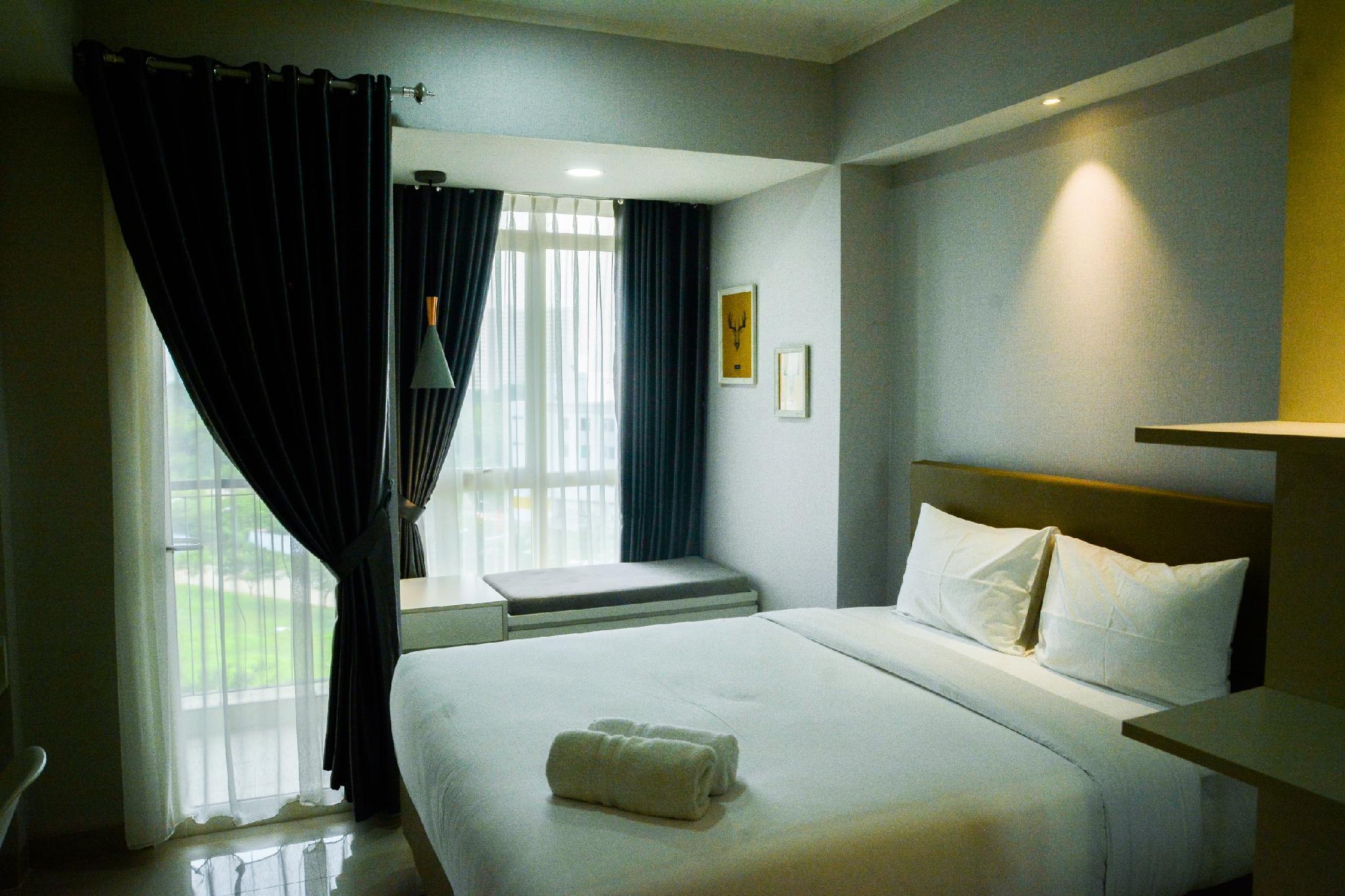 Suite Studio Room The Oasis Apartment By Travelio