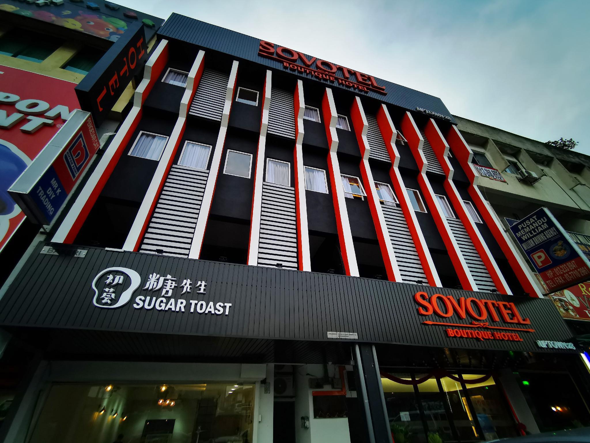Sovotel Boutique Hotel @ Uptown 28