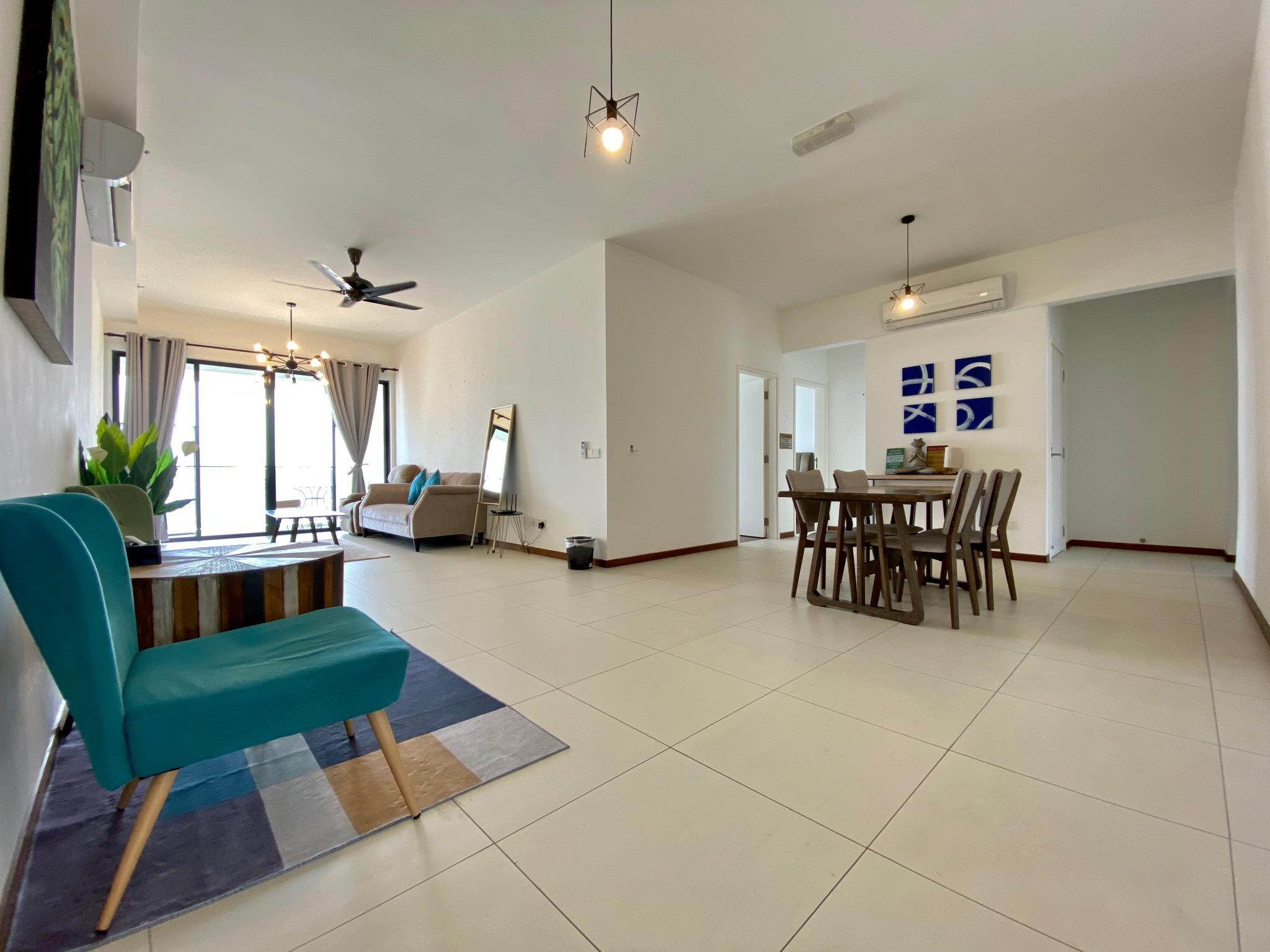 1900sf Stunning View 45m Pool Close To Gurney 3307