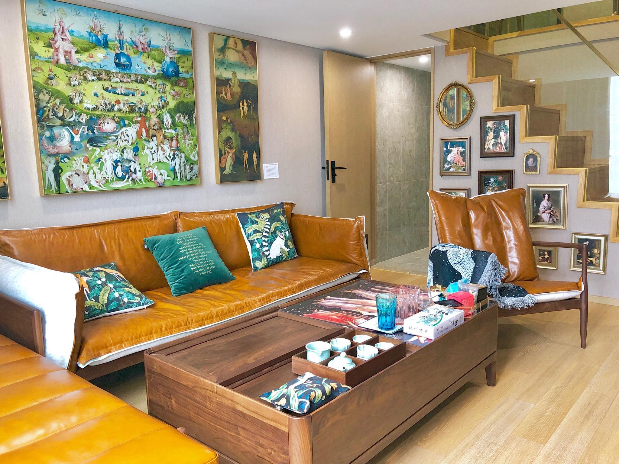 Grand Canal Landscape Star Loft Apartment