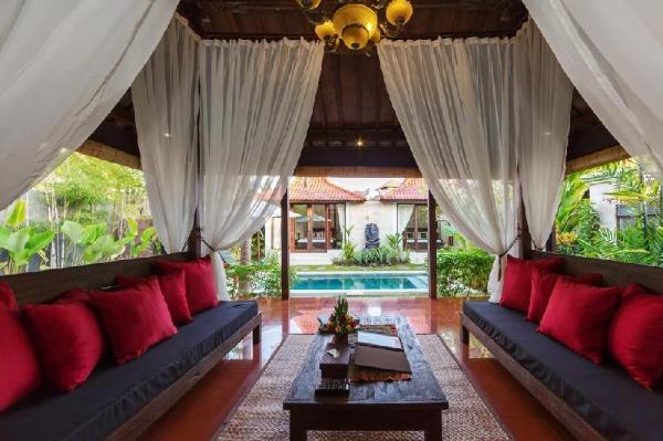 Romantic One BR Pool Villa Anyar Sari Villa Bali