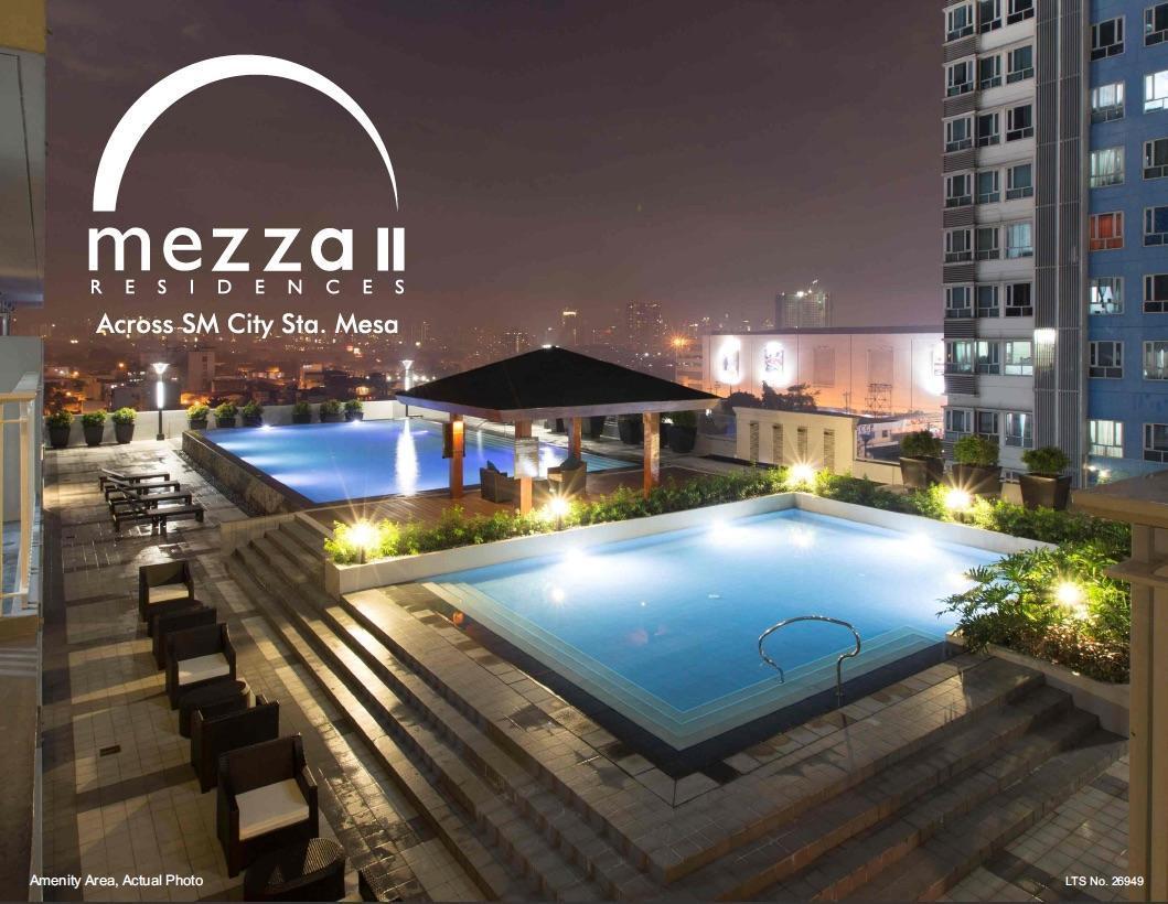 Mezza II Residences Unit   3606