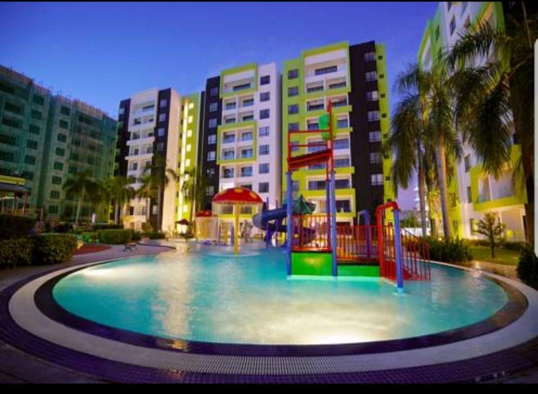 Winspro Pool View 8pax@Manhattan Condominium Ipoh