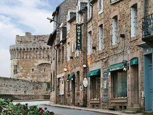 Hotel du Chateau Dinan - Originals Boutique - Inter-Hotel