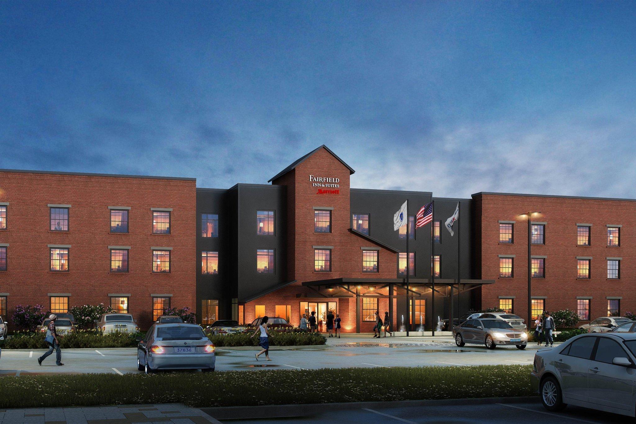 Fairfield Inn And Suites Williamstown
