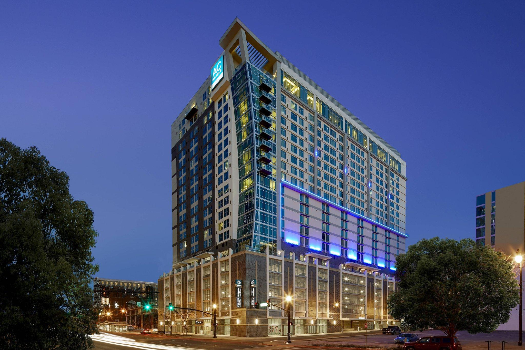 Residence Inn By Marriott Nashville Downtown Convention Center