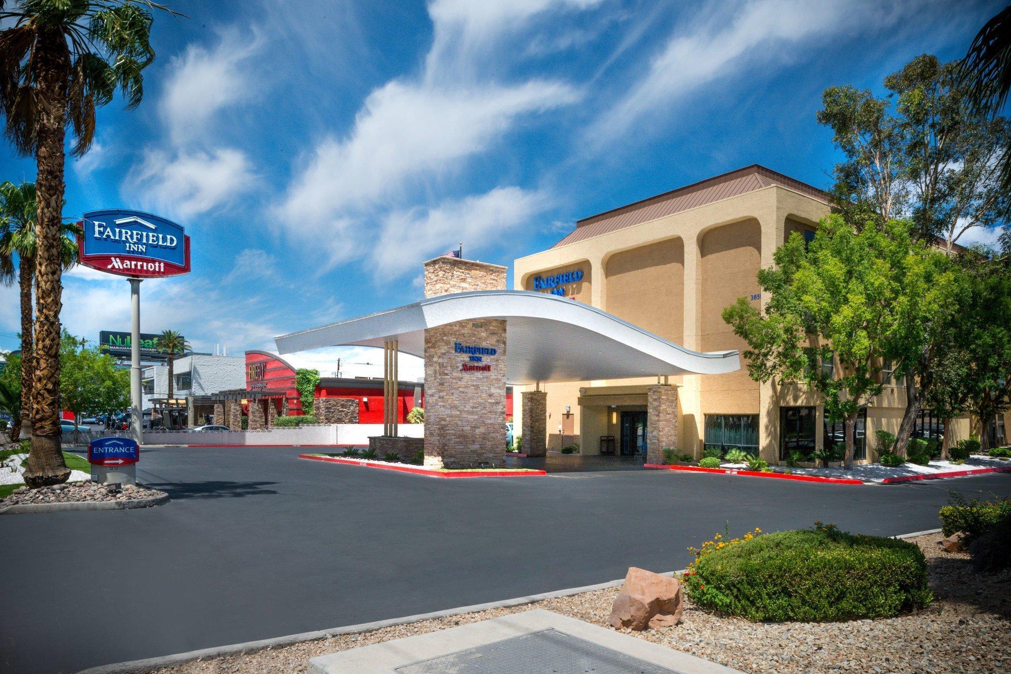 Fairfield Inn Las Vegas Convention Center