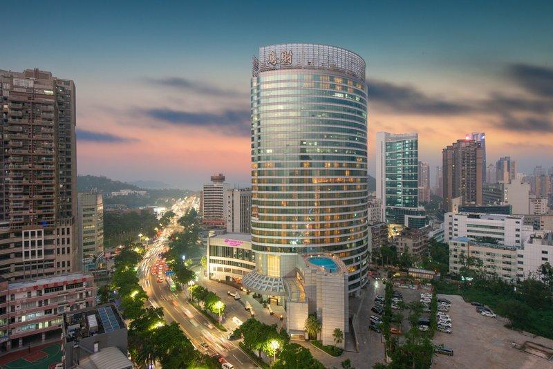 Crowne Plaza Zhuhai City Center