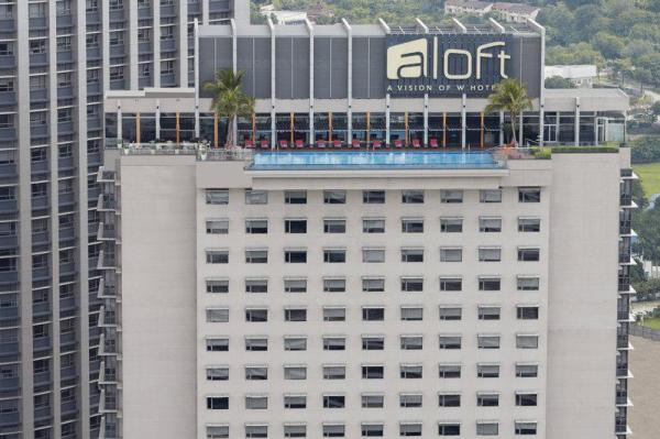 Aloft Kuala Lumpur Sentral Kuala Lumpur