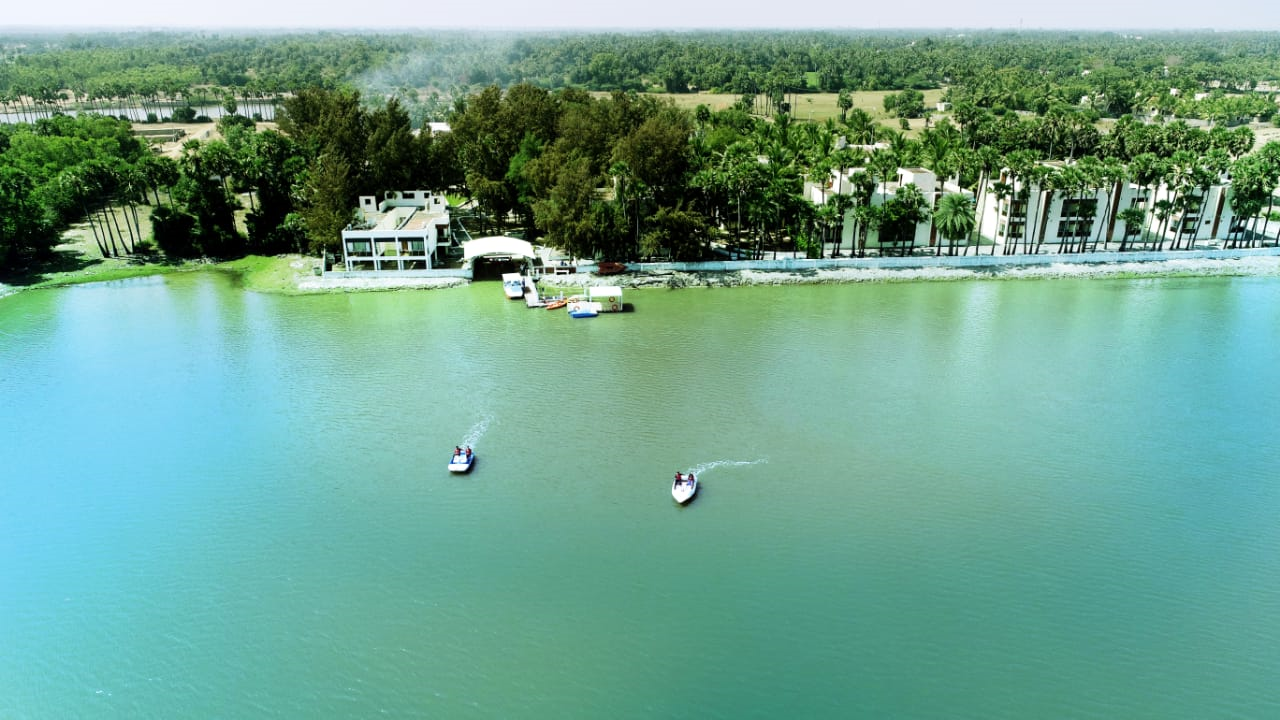 Okura Island Resort And Spa