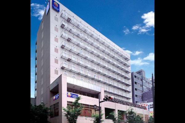 Comfort Hotel Osaka Shinsaibashi Osaka