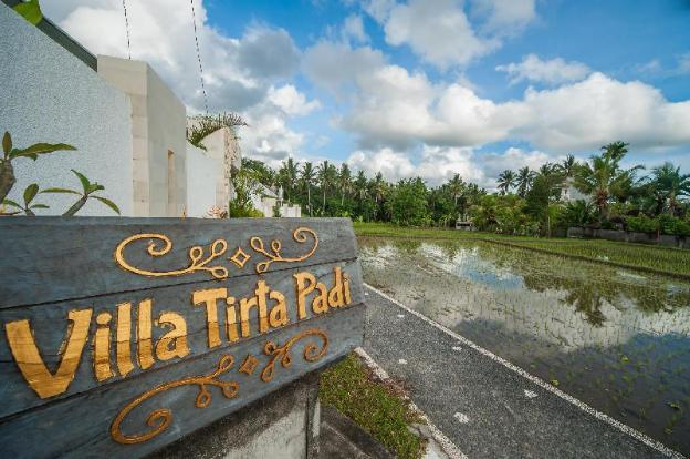 3 BR Villa Tirta Padi 3 with ricefield view