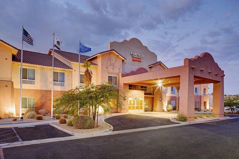 Fairfield Inn And Suites Twentynine Palms Joshua Tree National Park