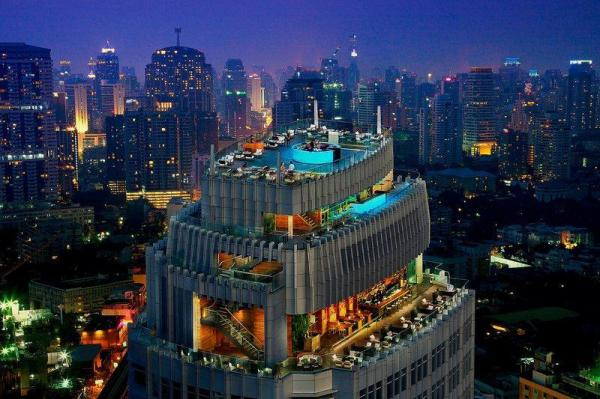 Bangkok Marriott Hotel Sukhumvit Bangkok
