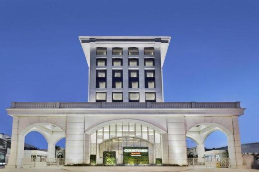 Courtyard by Marriott Bengaluru Hebbal