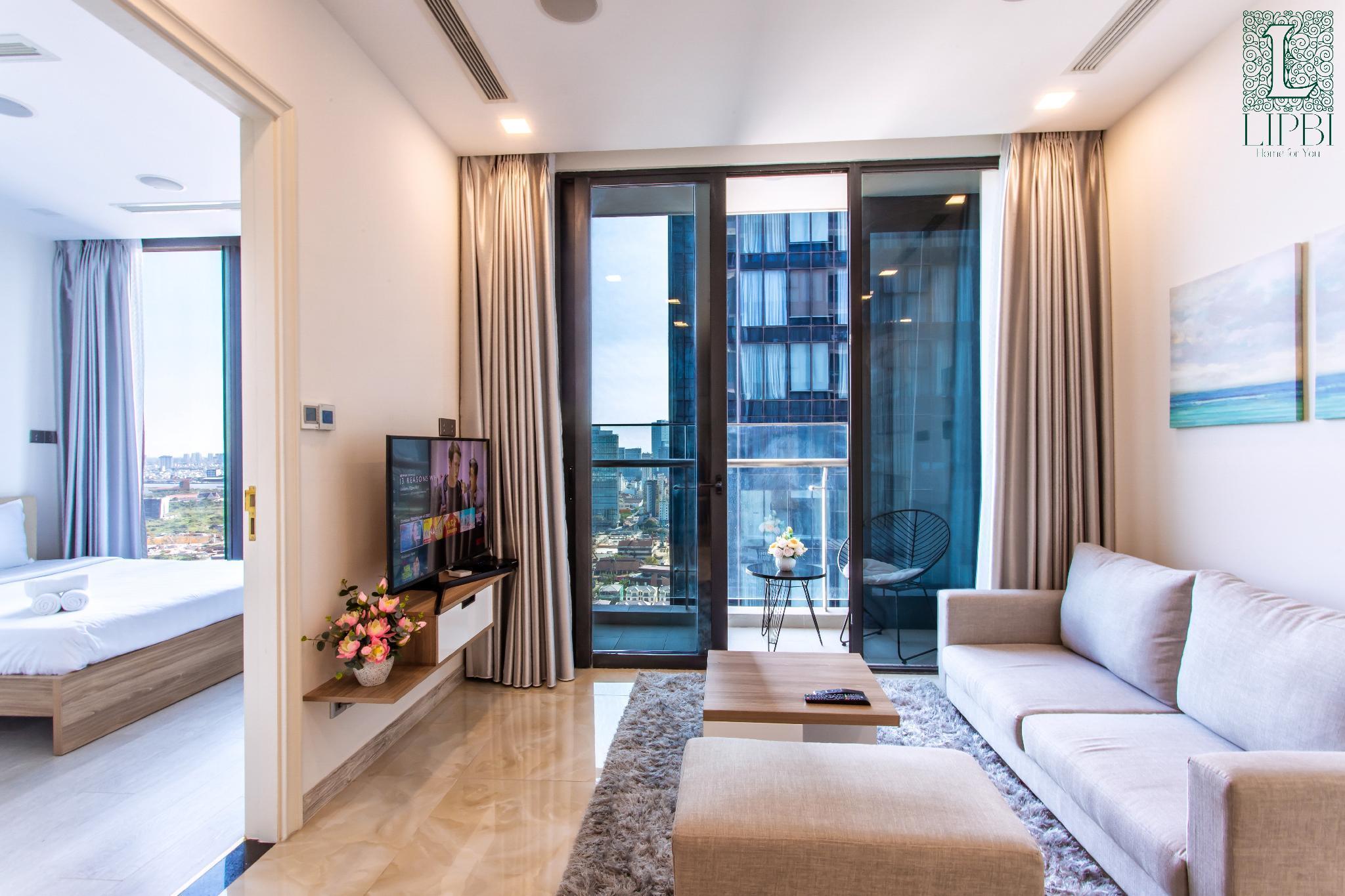 Lipbi Home  FREE PICKUP Central Luxury Condo