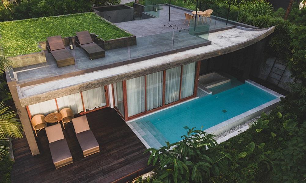 Sea View Koh Chang Pool Villas ซีวิว เกาะช้าง พูลวิลล่า
